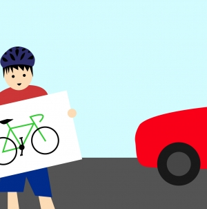 A meaningful bicycle experience
