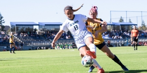 Clash with top-ranked UC Irvine ends in overtime draw for women's soccer