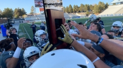 Aggies win first Big Sky title, advance to FCS playoffs