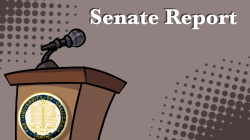 Resolutions concerning gender inclusive bathrooms, COLA, Uyghur pass at March 5 Senate meeting