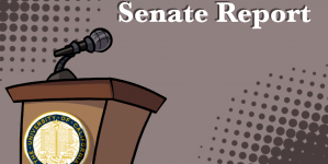 Senate report: senators are yet to complete required sensitivity trainings