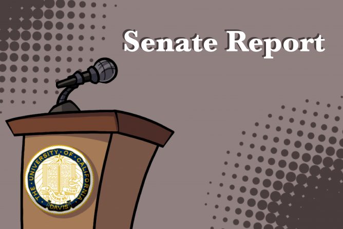 Feb. 21 Senate report: closed session held to discuss Senator Brandon Clemons' consistent absences