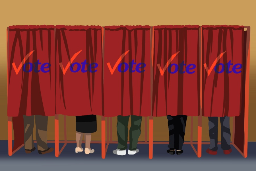 A democracy that discourages voting