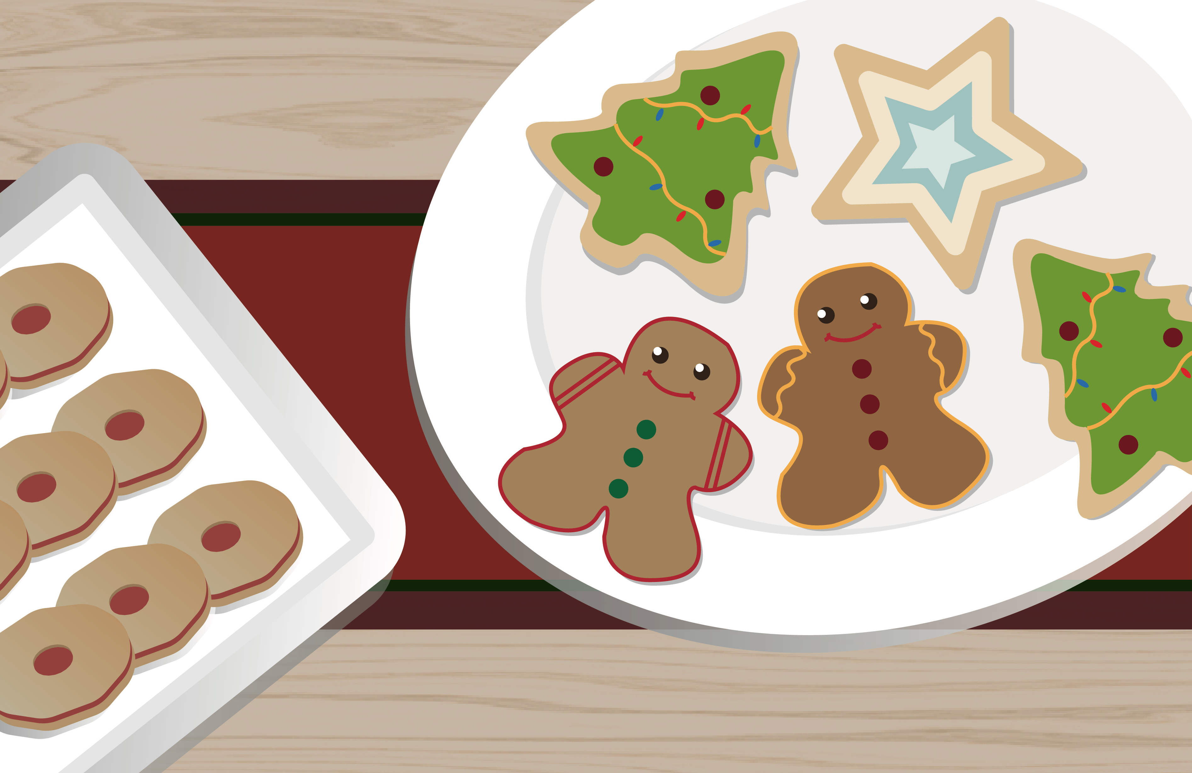 Recipes for the holiday season