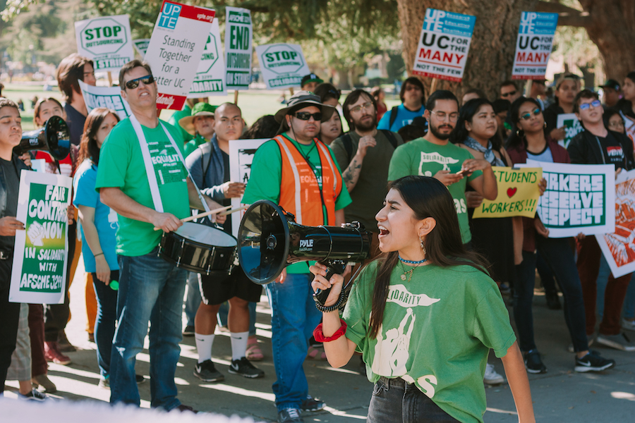 How AFSCME's strike impacted classes