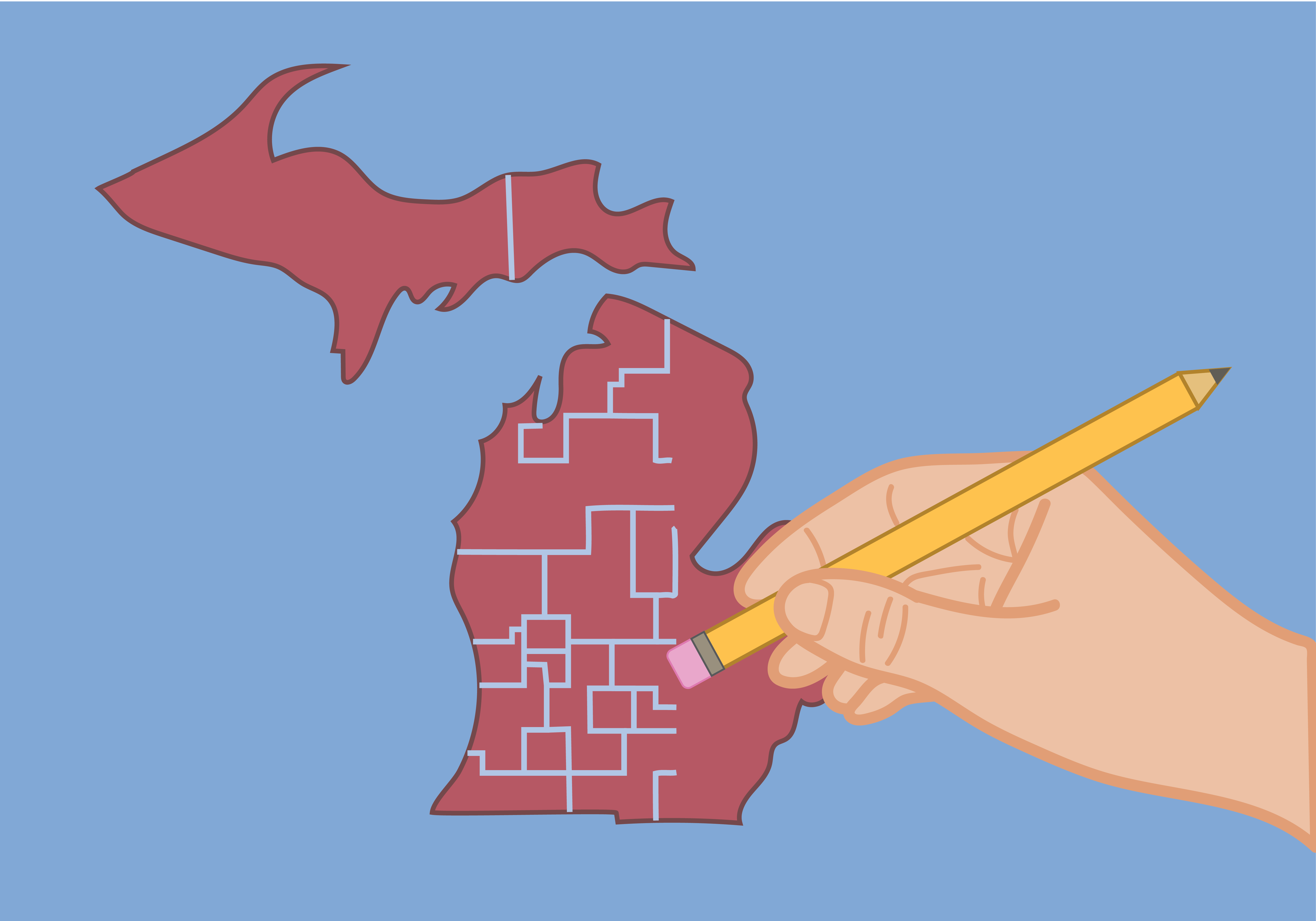 Gerrymandering undermines American voters and threatens the future of the country