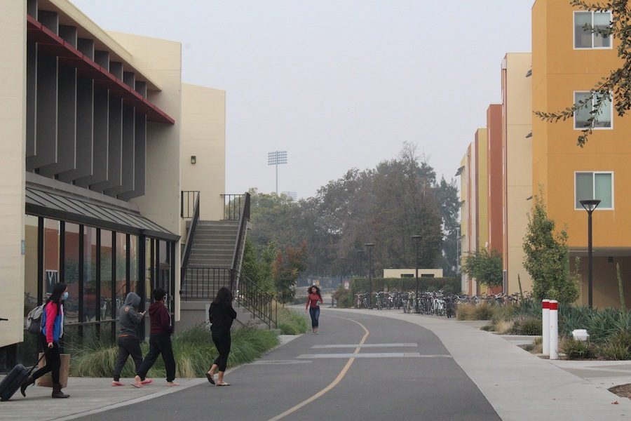Classes cancelled due to poor air quality