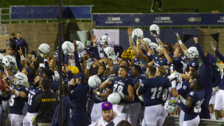 Aggies look north for FCS quarterfinals challenge