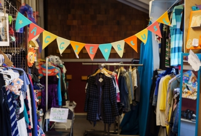 The Aggie Reuse Store: an on-campus store to meet your thrift shopping needs