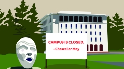 Unprecedented campus closure: how administrative, health, financial aid decisions were made
