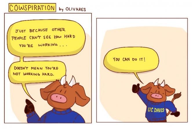 Cartoon: Cowspiration
