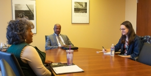 Chancellor, Vice Chancellor address most pressing campus concerns of Fall Quarter