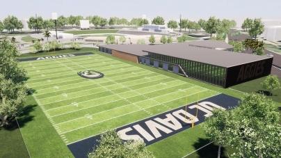 UC Davis announces plans to build new student-athlete performance center