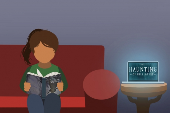 Book vs. Netflix Series: The Haunting of Hill House Review