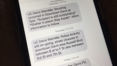 WarnMe system fails: majority of students, employees uninformed of active shooter situation