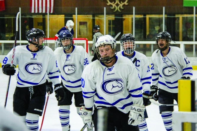 Inside the Game: UC Davis Club Ice Hockey