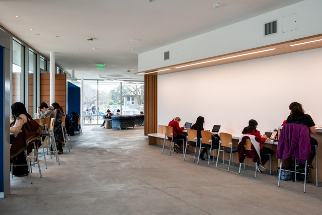 California Hall opens for public use, other campus projects under construction