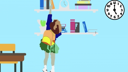 Books to read during the school year