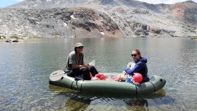 Researchers Study Sierra Nevada Lakes In Changing Climate