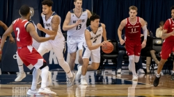 Men's basketball welcomes fresh start as Big West play begins