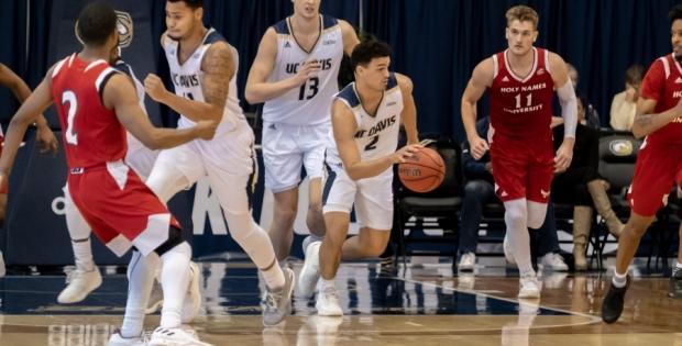 Men's basketball welcomes fresh start as Big West play begins