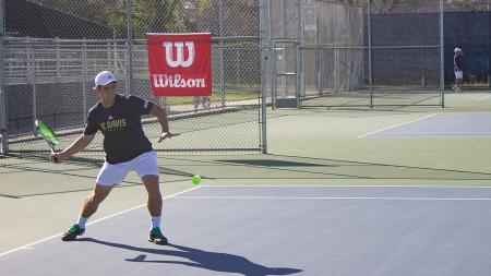 UC Davis tennis roundup