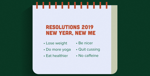 The history and flaws of New Year's resolutions