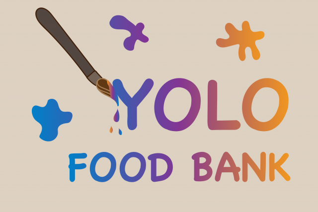 Yolo County Food Bank gets new paint job