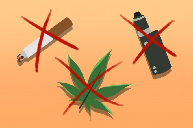 Yolo County properties to go smoke-free in January