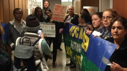 Video shows alleged UC Davis employee attack AFSCME 3299 strikers in October