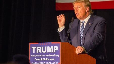 Trump's campaign wasn't a PR stunt or a serious presidential campaign — it was a serious PR stunt