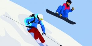 How climate change is altering winter sports