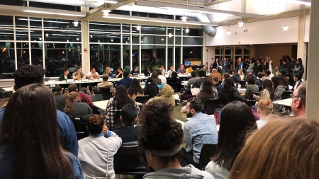 Jan. 22 ASUCD open forum begins in protest, ends without resolution