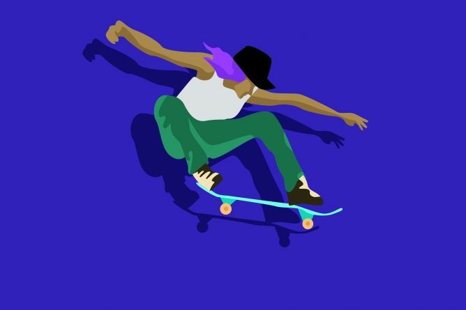 Skating culture: from mid 90's to 2019