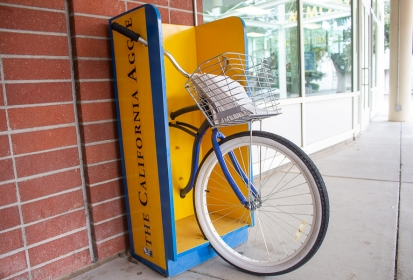 Aggie Racks ReCYCLE project offers opportunity for designers and adds character