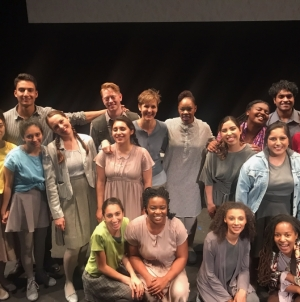 "UC Davis ""The Bluest Eye"" cast enters prestigious theater festival"