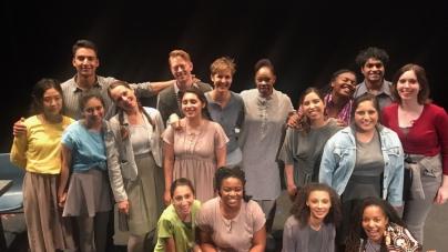 "UC Davis ""The Bluest Eye"" cast enters prestigious theater festival"