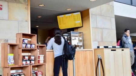 Cafe Walter opens inside the Mondavi Center