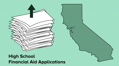 The Race to Submit aims to increase financial aid applications