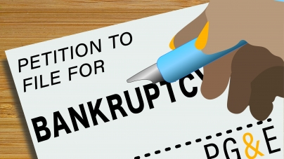 PG&E files for bankruptcy