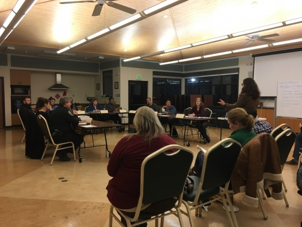 Davis Police Accountability Commission hosts first regular meeting
