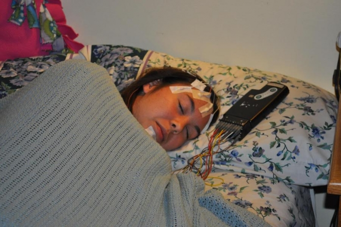 UC Davis Sleep Lab looks into the correlation between sleep need and age
