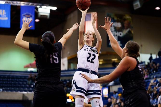 Women's basketball win streak continues