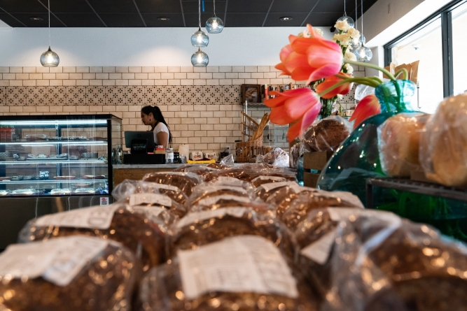 Review: Upper Crust Baking Company