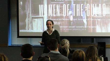 'Women of the Gulag' screened at UC Davis