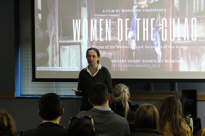 'Women of the Gulag' screened at UC Davis