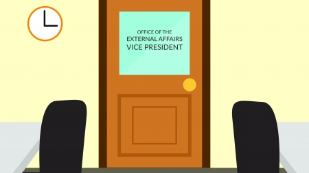 OASR renamed to Office of the External Vice President