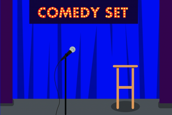 Are comedians justified for not wanting to perform at universities?