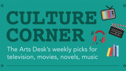 Culture Corner with Liz Jacobson