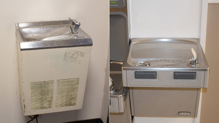 Humor: A definitive take on the best water fountains at UC Davis